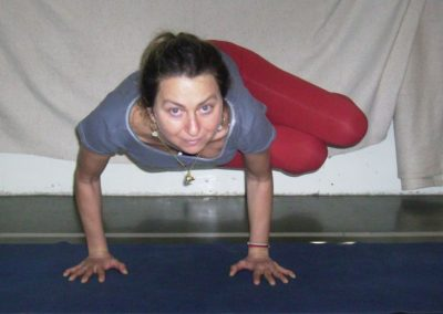 Iyengar Yoga Activity